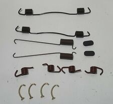 Pronto HW7199 Drum Brake Hardware Kit Rear,Front Fits Vehicles Listed on Chart