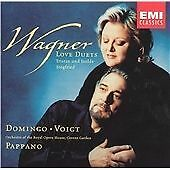 Richard Wagner - Wagner: Love Duets (Domigo/Voight) (CD 2000)