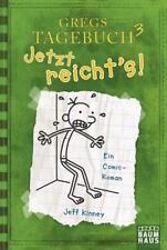 Gregs Tagebuch 03. Jetzt reicht's! von Jeff Kinney (2012, Taschenbuch)