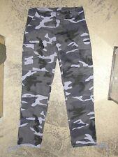 Pantalon BDU US M65 couleur camo Sky Blue taille 52