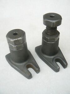 2 vérin haut avec contre écrou mini 100mm maxi 140mm (1)