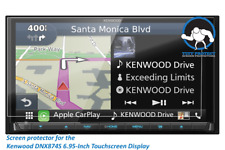Anti-glare Screen Protectors For Kenwood DNX874S (2pcs) - Tuff Protect