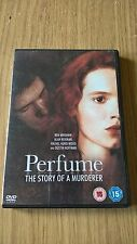 ORIGINAL R2 DVD - PERFUME THE STORY OF A MURDERER - MINT CONDITION