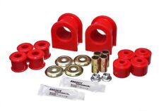 Energy Suspension for 99-11 Ford F53 Motorhome Red 35mm Rear Sway Bar Bushing Se