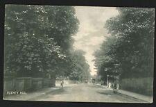 Postcard - Putney Hill - 1904