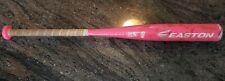 Easton Fs50 Pink 28in 18oz -10 Softball Bat