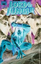 Lord of The Jungle #1 Negative Variant (2012) Dynamite Comics