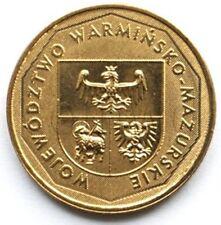 Poland 2 zloty 2005 Warmia-Mazury (Województwo warmińsko-mazurskie) UNC (#437)