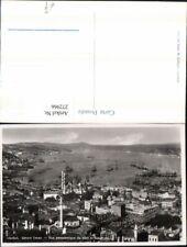 272966,Türkei Istanbul Umum liman vue panoramique du port et Bosphore Totale Mos