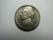 1938 AU <> JEFFERSON NICKEL <>