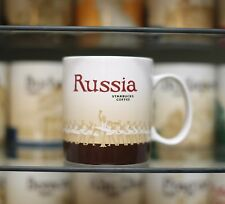 16oz Starbucks Coffee Global Icon Series City Mug Russia Ballet NEW!!!