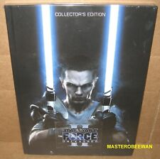 Star Wars the Force Unleashed II Collectors Edition Guide Book PS3 XBOX 360 Wii