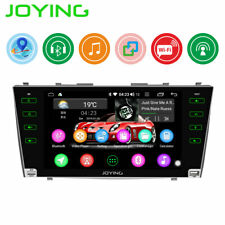 9 Inch Bluetooth Touch Screen Stereo Head Unit 2-Din For Toyota Camry 2007-2011
