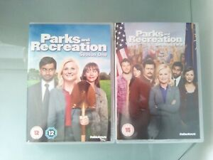 Parks and Recreation Seasons 1 & 2 Complete DVD Box Set Region 2