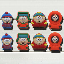 3d34571d15f 20pcs Lot South Park PVC Shoes Charms fit for Croc & Jibbitz as Kids Party  Gift