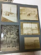 More details for photographs middle east somewhere ww1 military photos judging by uniform