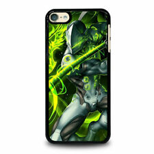 OVERWATCH GENJI for iPhone 5 6 7 8 X XR XS MAX samsung cover case