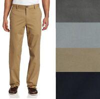 Dockers Mens Pants Easy Khaki D2 Straight Flat size 30 32 33 34 36 38 40 42 NEW