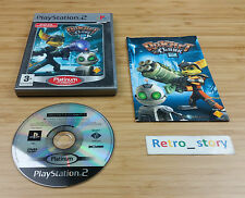 PS2 Ratchet & Clank 2 PAL