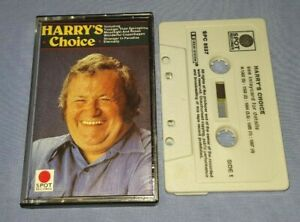 HARRY SECOMBE HARRY'S CHOICE cassette tape album T9117
