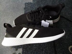 NEUE XXL  Adidas Sneaker Sportschuhe, Turnschuhe, Schuhe, Gr. 49 1/3, SCHWARZ!!!