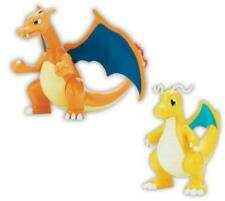 In STOCK Bandai Pokemon Charizard & Dragonite Plastic Model Kit