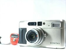 Read! TESTED [As Is Mint] CONTAX TVS D 35mm Point & Shoot Film Camera From JAPAN