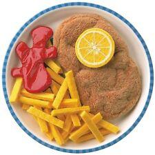 Haba 1474 Biofino Wiener Schnitzel with French Fries Play Food