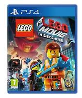 The LEGO Movie Videogame (PS4 PLAYSTATION 4 VIDEO GAME) *NEW/SEALED* FREE P&P