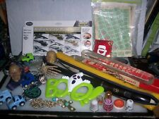 JUNK DRAWER LOT MISC STUFFS/ 2 lots