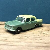 Lesney Matchbox Series No.29 Austin A55 Cambridge Black Plastic Wheels #448