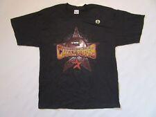 NWT Houston Astros 2005 National League NL Champions T Shirt sz XL Black MLB