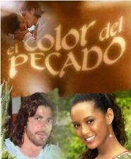El Color Del Pecado... Telenovela Completa Brazileña 25 Dvds
