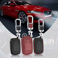 Brand New 5 Button Remote Key Case Cover Holder For Jaguar XFL 2.0T 2017 XE XF