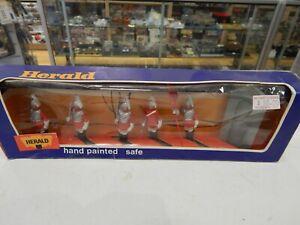 Herald Models made in Hong Kong box 4906 Horse Guards