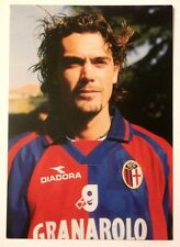 Cartolina Bologna Calcio 1998-99 Jonatan Binotto