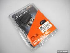 ST Labs C-112 USB 2.0 4-Port Cardbus Adapter, CP-V01-1430-11-00011, NEU