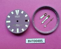 NEW SEIKO PURPLE DIAL HANDS MINUTE TRACK SET FOR SEIKO 7002 7000 WATCH BVT00485