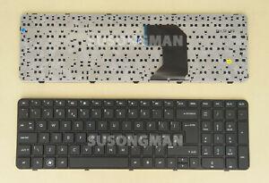 New UK for HP Pavilion g7-2277sa g7-2278sa g7-2301sa g7-2302sa Keyboard frame