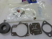 Johnson Evinrude 125-250 Carburetor Rebuild Kit With Float 0437327 600-38