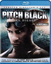 THE CHRONICLES OF RIDDICK - PITCH BLACK (UNRATED DIRECTOR S CUT) (BILI (BLU-RAY)