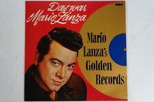 Mario Lanza Mario Lanzas Golden Records Arrivederci Roma Besame mucho (LP31)