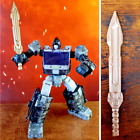 Sword for Deseeus Army Drone/Ironhide/Crosshairs transformers TF-Lab