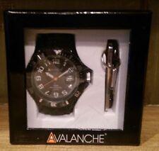 Avalanche Professional Watch, Japan Quartz, Silicone Strap, 5ATM Water Resistant