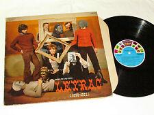 MONIQUE LEYRAC Self-Titled LP Les Disques Zodiaque/Trans-World Quebec Vinyl VG