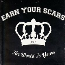 Earn Your Scars - The World Is Yours CD DEATH BEFORE DISHONOR FIRST BLOOD TERROR