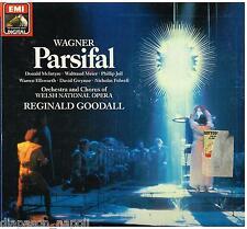 Wagner: Parsifal / Goodall, Ellsworth, Meier, Joll - LP Emi Sealed
