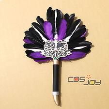 Dynasty Warriors Sima Yi's Fan PVC Replica Cosplay Prop