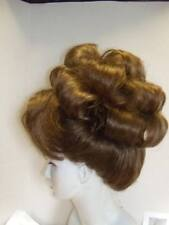 SIN CITY WIGS LOVELY UP DO! BIG PERFECT SET CURLS PINNED ELEGANT MODEL BROWN