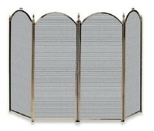 Uniflame 4 FOLD ANTIQUE BRASS SCREEN S41010AB NEW